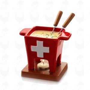 Boska Tapas Käsefondue Swiss