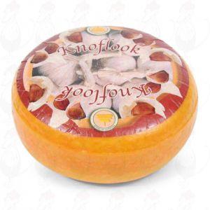 Knoblauchkäse | Ganzer Käse 4,5 Kilo | Premium Qualität