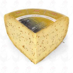 Kreuzkümmelkäse Gouda Biodynamische Käse - Demeter