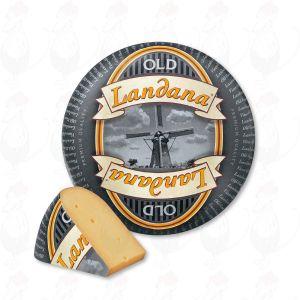 Landana Old | Ganzer Käse 10 Kilo