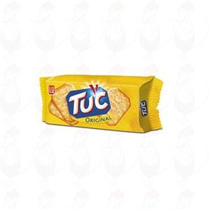 LU Tuc crackers naturell 100 gram