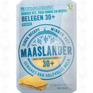 SchnittkäseMaaslander Gereifter 30+ | 175 gram in Scheiben