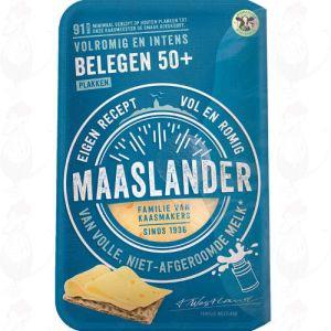 SchnittkäseMaaslander Gereifter 50+ | 175 gram in Scheiben