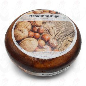 Nussmischung Käse | Ganzer Käse 9,2 Kilo