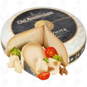 Old Amsterdam Ziegenkäse | Ganzer Käse 4,5 Kilo