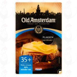 SchnittkäseOld Amsterdam 35+ | 140 gram in Scheiben