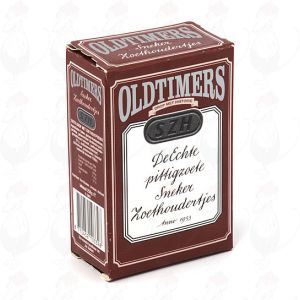 Oldtimers Lakritze Sneker Zoethoudertjes - 225 gram