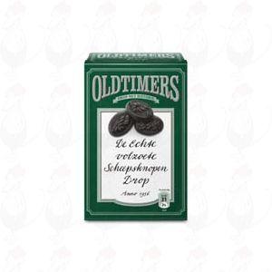 Oldtimers Lakritze Scheepsknopen Drop - 225 gram
