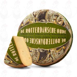 Rotterdamsche 55 Wochen | Ganzer Käse 12 kg