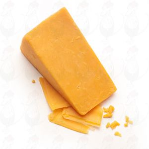 Roter Cheddarkäse - Barber's Farmhouse Red Leicester