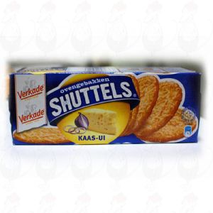 Shuttels Käse-Zwiebel 150 gram