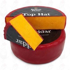 Top Hat Cheddar