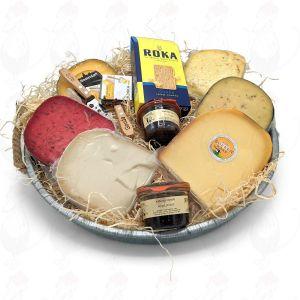 Traditionelle Käseschüssel