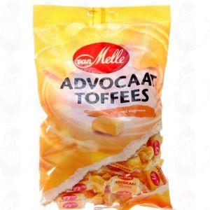 Van Melle Toffee mit Advocaat Eierlikörgeschmack