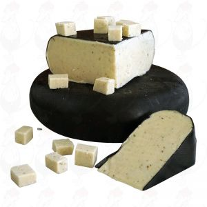 Veganer Trüffelkäse | Max Bien | Ganzer Käse 1,2 Kilo