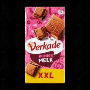 Verkade Romige Melk XXL 192g