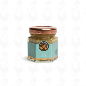 Senf-Dill-Sauce | Voets Specialties | 45 Gramm