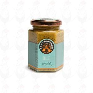 Senf-Dill-Sauce | Voets Specialties | 190 Gramm