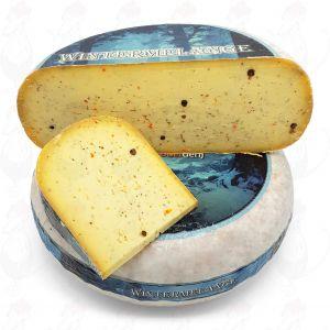 Wintermelange Käse
