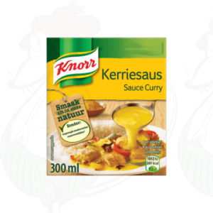 Knorr Pak Kerriesaus 300ml