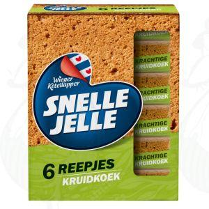 Snelle Jelle Kruidkoek Tussendoor 216g
