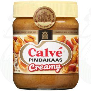 Calv? Pindakaas Creamy 350g