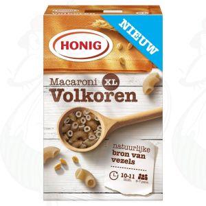 Honig Macaroni XL Volkoren 500g