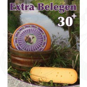 30+ Extra Gereifter Magerkäse - 40 % weniger Fett und 20 % weniger Salz | Premium Qualität
