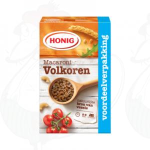 Honig Macaroni Volkoren Voordeelverpakking 1000g