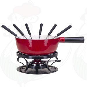 Käsefondue-Set Big Red