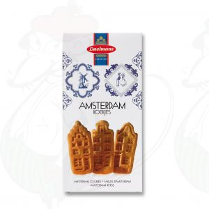 Amsterdam Kekse - 140 gramm | Daelmans
