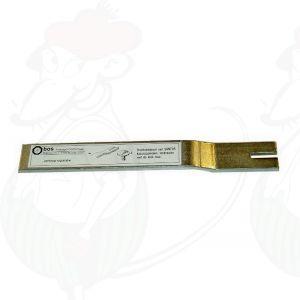 Schlüssel für Befestigungsschraube der Reibescheibe für Käsereibemühle Retail, 220 Volt