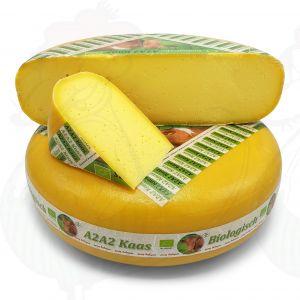 A2A2 Jung gereifter - Bio-Käse A2 Käse