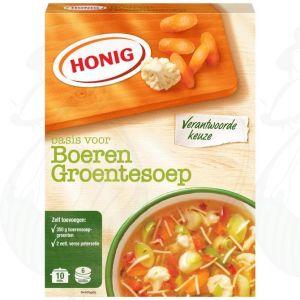 Honig Basis voor Boeren Groentesoep 42g