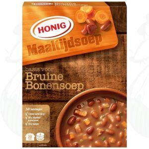 Honig Maaltijdsoep Basis voor Bruine Bonensoep 117g