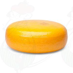 Junger Gouda Käse | Ganzer Käse 4,5 Kilo | Premium Qualität