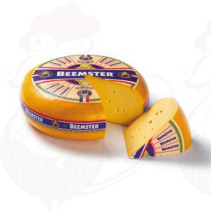 Beemster Käse - Jung | Premium Qualität | Ganzer Käse 13 Kilo