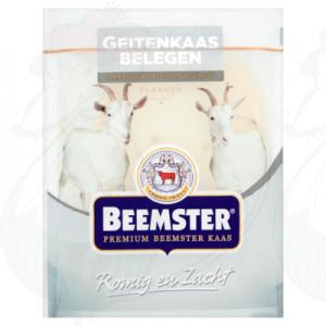 SchnittkäseBeemster Ziegenkäse Gereift 50+ | 125 gram in Scheiben