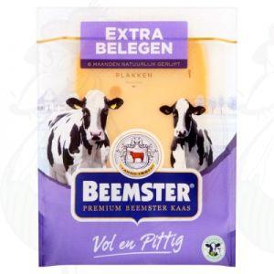 SchnittkäseBeemster Premium Extra Gereifter 48+ | 150 gram in Scheiben