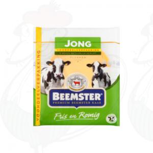 SchnittkäseBeemster Premium Jung 48+ | 250 gram in Scheiben