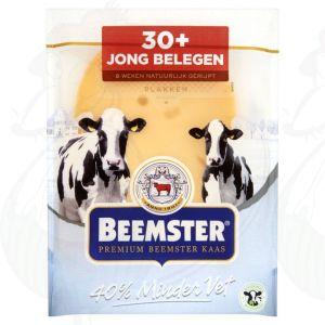 SchnittkäseBeemster Premium Jung Gereifter 30+ | 150 gram in Scheiben