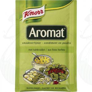 Knorr Smaakverfijner Aromat Tuinkruiden 38g