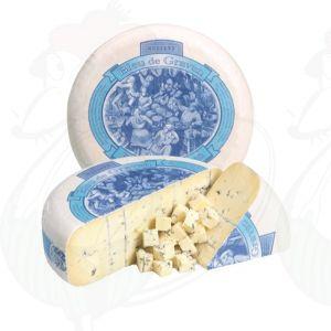 Bleu de Graven - niederländischen Blau Schimmel Käse - Vegetarische Käse | Premium Qualität