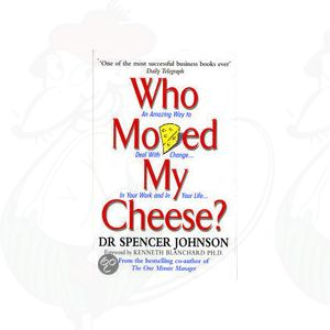 Management-Buch: Who Moved my Cheese?