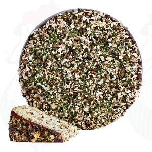 Bauer und stolz Waldpilz Käse
