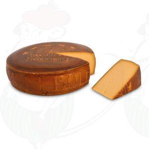 Bauer und stolz Honig Kühe