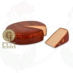 Bauer und stolz Honigschafe