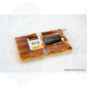 Boterkoek Reepjes - Huismerk - 6 Stuks