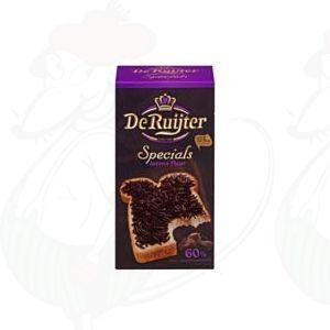 De Ruijter Specials Intens Puur 220 gram - Schokoladenstreusel extra bitter