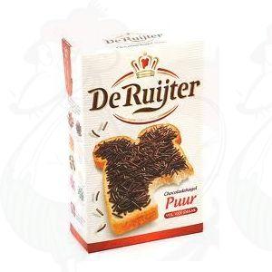 De Ruijter Chocoladehagel Puur 380g